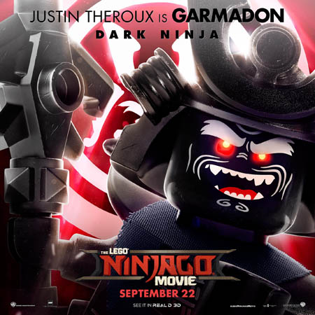 Lego Ninjago New Character Posters And Featurettes
