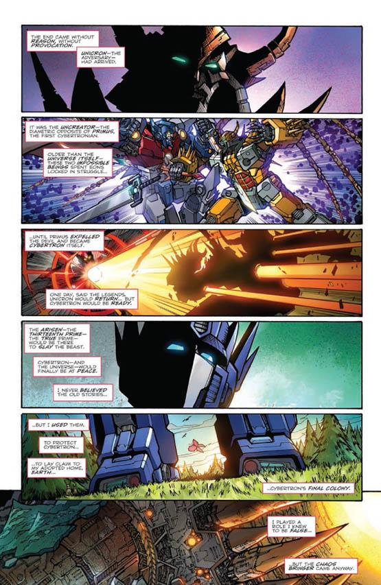 Transformers 4 Unicron Review – Transformer...