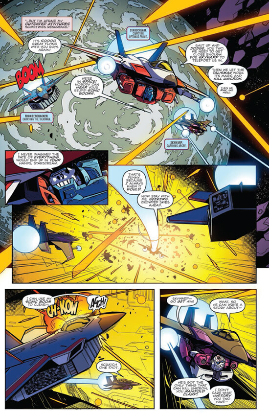 Review – Unicron #6 | Pixelated Geek