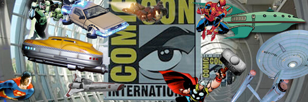 [Get your browsers ready] San Diego Comic Con Badges Go On Sale on Feb 5th