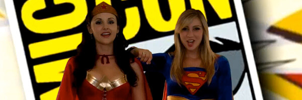 Comic Con Girls music video [Spoof]