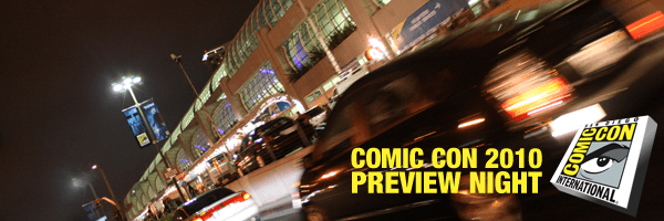 [Comic Con 2010] Preview Night Highlights – Weta Workshop