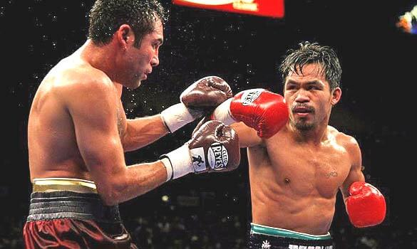 Before Manny Pacquiao defeated Margarito, he had to defeat King Hippo