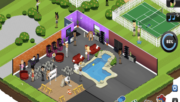 Playboy Party Facebook Game Is Now Live