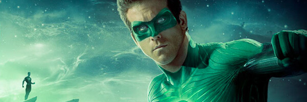New Green Lantern Movie Footage