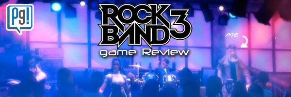 Review: Rock Band 3 – Xbox 360