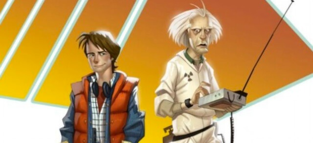 Back to the Future – The Game [Trailer]