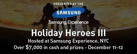 WCG Holiday Heroes III