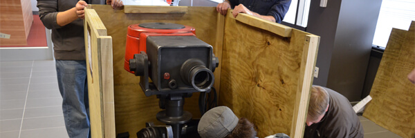 WETA Builds Life-Sized, Fully Functional, Team Fortress 2 Sentry Gun