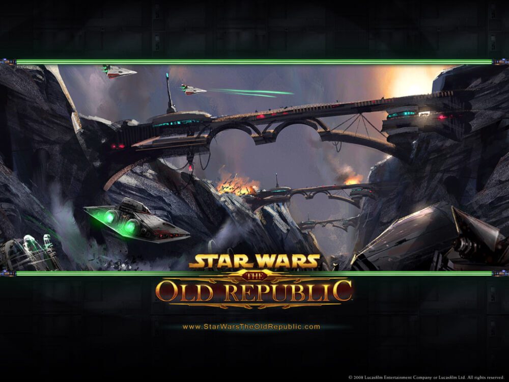New Star Wars: The Old Republic Video Released!