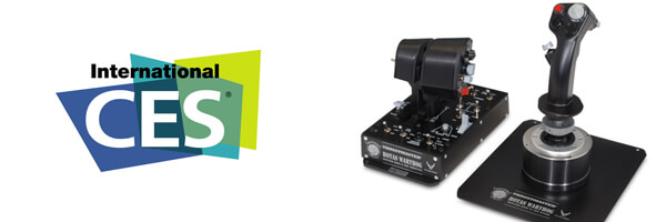 [CES 2011] Guillemot displays new simulator and audio peripherals at CES