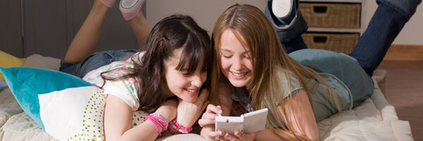 Study Suggests Video Games Might Be Beneficial to Teen Girls