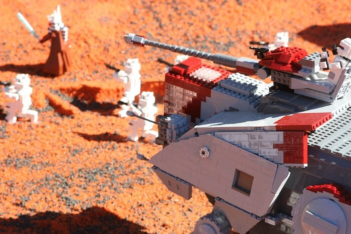 LEGOLAND Star Wars Miniland – Opening Ceremony [Gallery]