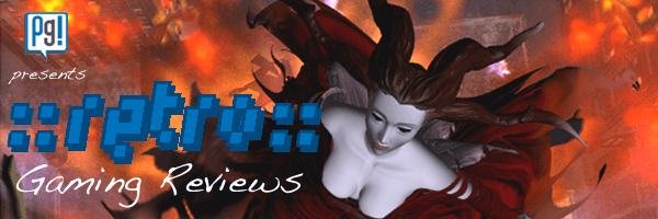 Retro Gaming Reviews: Parasite Eve (Squaresoft, 1998)
