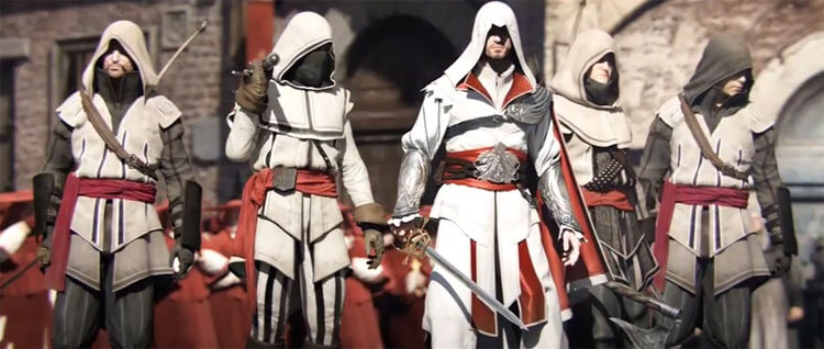 OnLive offering Assassin's Creed Brotherhood pre-order bonus and sweepstakes