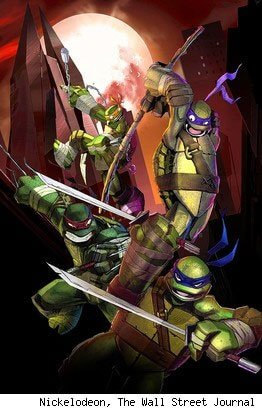 Nickelodeon to Air New TMNT Series