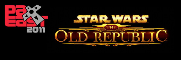 [PAX East 2011] Star Wars: The Old Republic – Live Streaming Preview [Update]