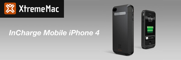 Review: Xtreme Mac InCharge Mobile iPhone 4