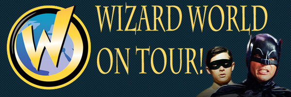 Wizard World on Tour!