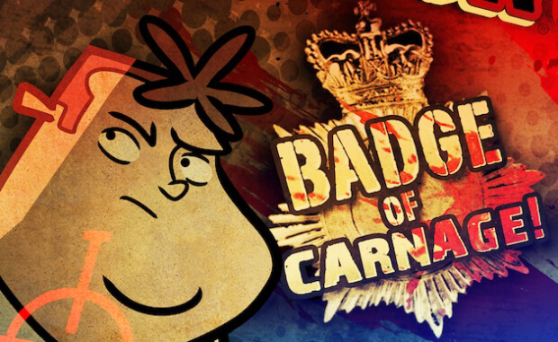 [Review] Hector: Badge of Carnage