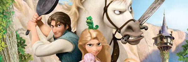 Spare Change:Tangled on Blu-ray: more than a *hair* better than DVD