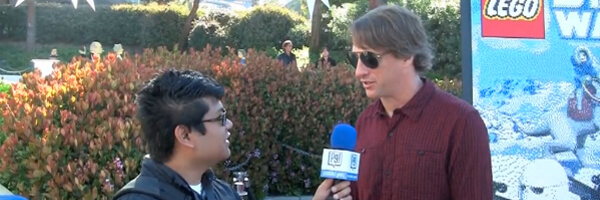 Catching up with Tony Hawk at LEGOLAND