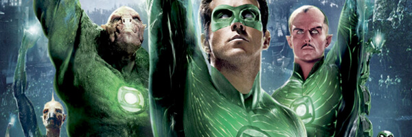 Comic Issues: Green Lantern Review