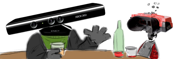 Why The Kinect Isn't Innovation