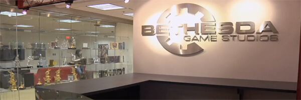 Take a Tour of Bethesda Studios, Wish You Worked There