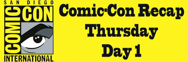 [Comic Con 2011] Comic Issues: Day 1