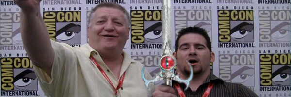 [Comic-Con 2011] Interviews with the ThunderCats