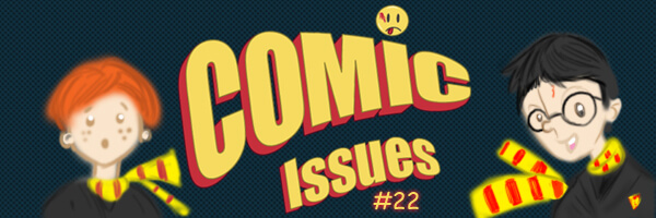 Comic Issues #22 – Potter Impac-tid-us