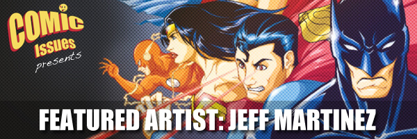 Featured Artist: Jeff Martinez
