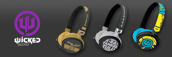 Wicked Audio Now Shipping Trend-Setting Collection of 3D Headphones