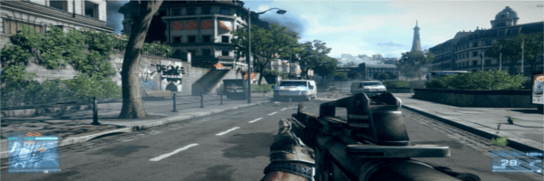 Battlefield 3 Hands-On Beta