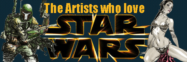 The Artists who Love Star Wars
