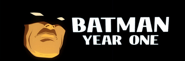 Batman: Year One Coming 10/18