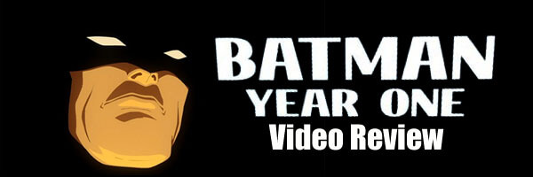Batman: Year One Review