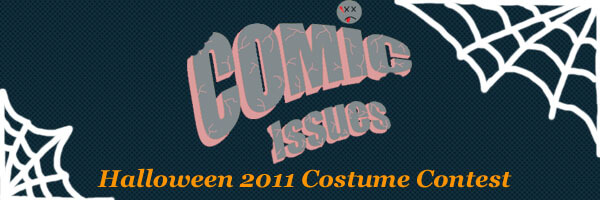 Comic Issues Halloween 2011 Costume Contest