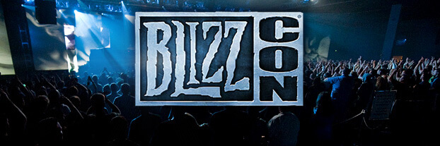Pixelated Geek's BlizzCon News Center