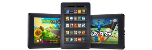 Tablet Attraction: Our Burning Desire for the Kindle Fire