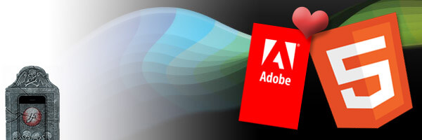 Adobe Pulling the Plug on Flash for Mobile