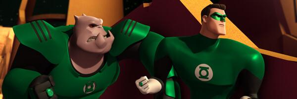 Video Review: Green Lantern TV Series