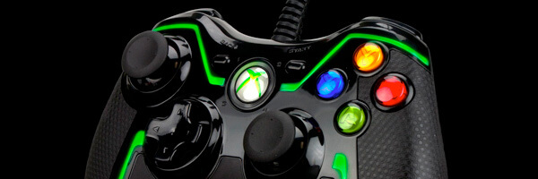Limited-edition TRON R3CONF1GUR3D Controller Available for the XBox 360