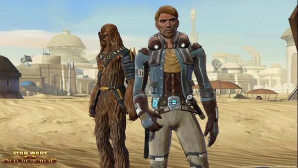 Image result for star wars the old republic character creation
