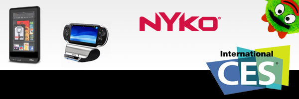 [CES 2012] Nyko Gets First Licensed Product Line