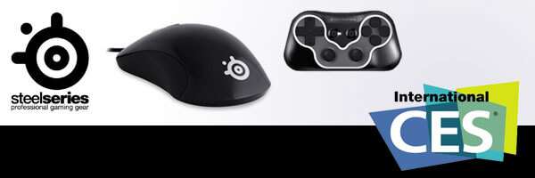 [CES 2012] SteelSeries Perfected the Mouse, Now Expanding Its Lines in 2012