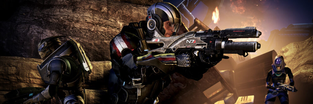 Mass Effect 3 Voice Cast Revealed