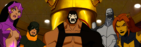Video Review: Justice League Doom