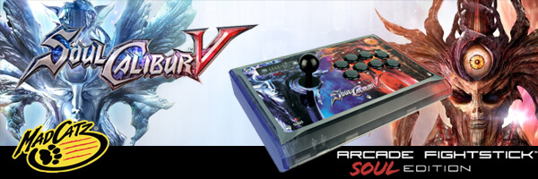 Product Review: Soul Calibur V FightStick
